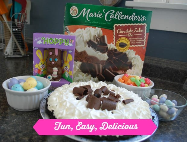 Marie Callender's Cream Pie Easter