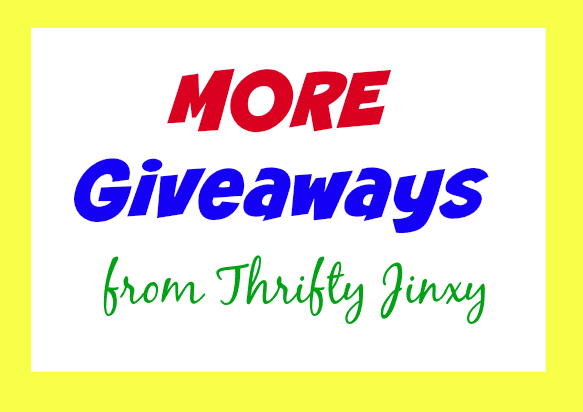 More Giveaways