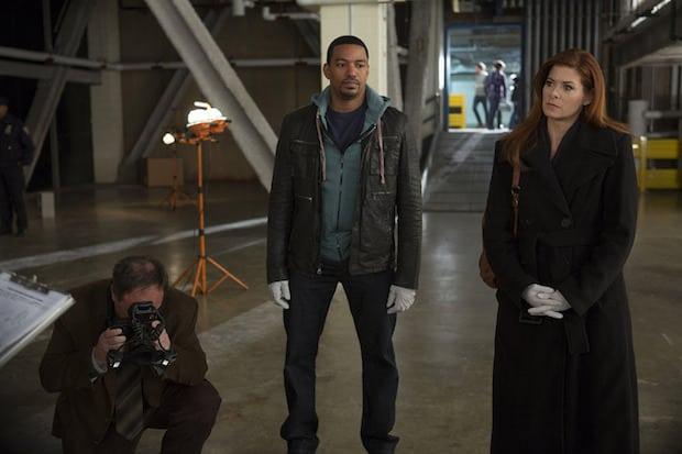 The Mysteries of Laura - Season 1