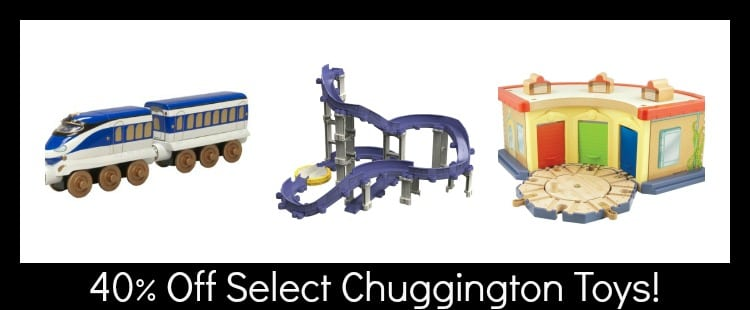 Chuggington Toys