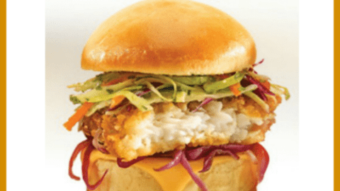 Potato Cod Sliders