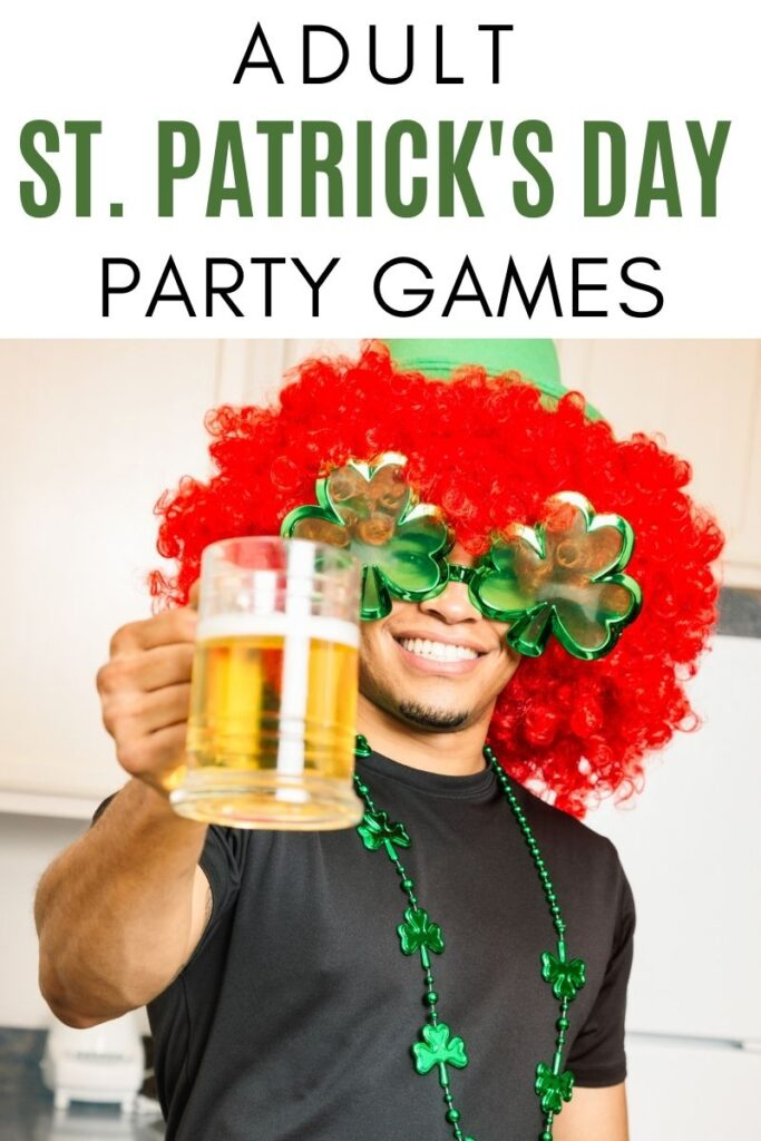 ST. PATRICK'S DAY PARTY GAMES for Adults