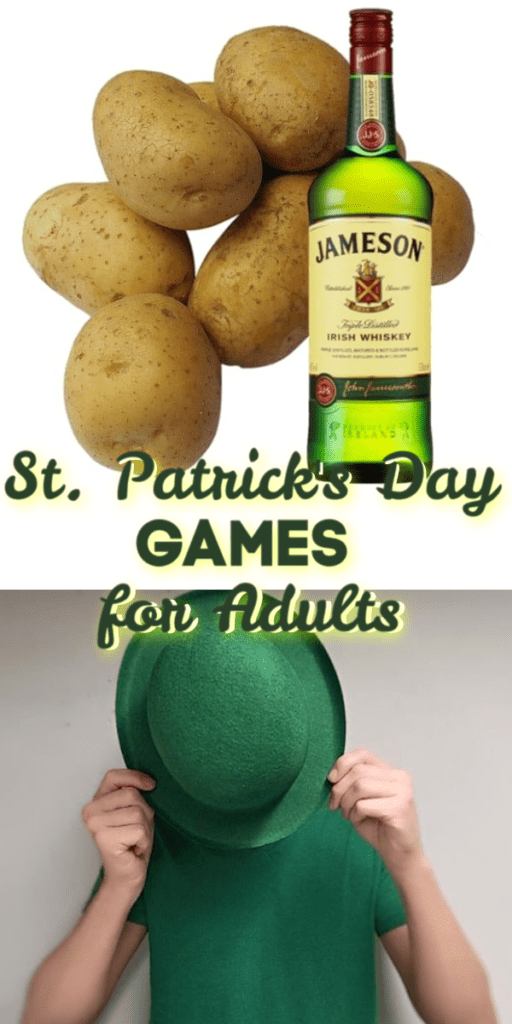 St Patricks Day Games for Adults