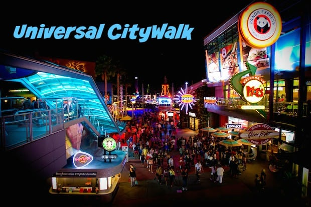 Universal CityWalk Orlando Review