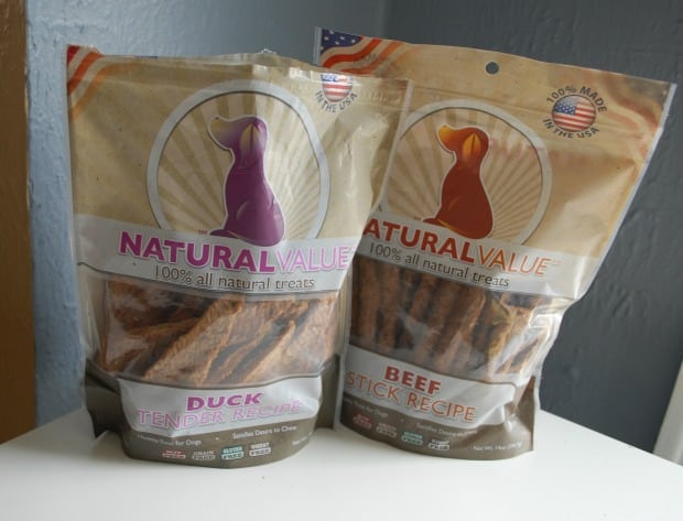 Natural Value Pet Treats