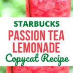 Passion Tea Lemonade
