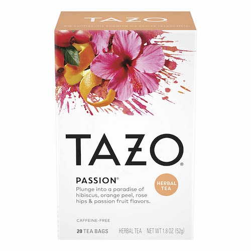 TAZO Passion Tea Bags