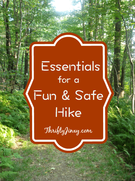 Take a Hike! Essentials for a Fun and Safe Hike