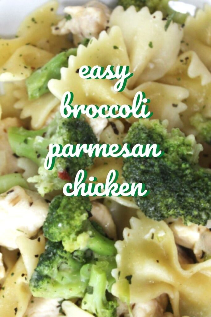 broccoli parmesan chicken