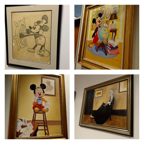 Disney Archives Portraits