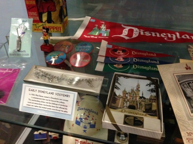 Early Disneyland Souvenirs
