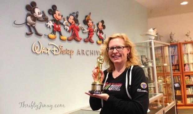 Walt Disney Archives Oscar