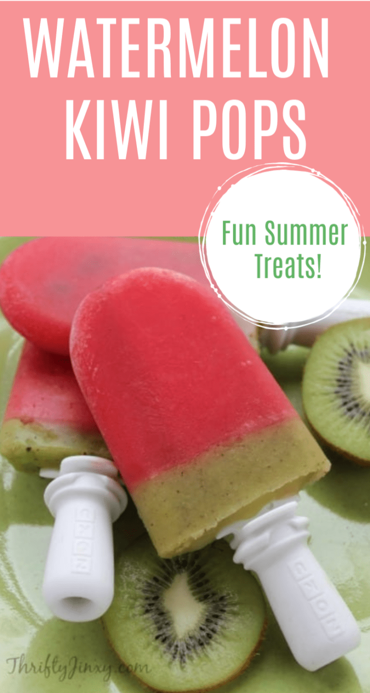 You can optionally add sugar or honey if extra sweetness is desired #popsicles #icepops #frozentreats #watermelon