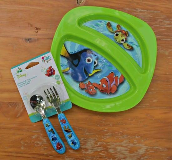 Disney Baby Nemo Feeding