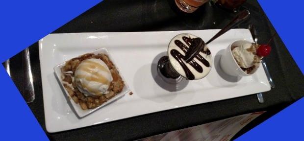 Hard Rock Desserts