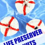 LIFE RING DONUTS