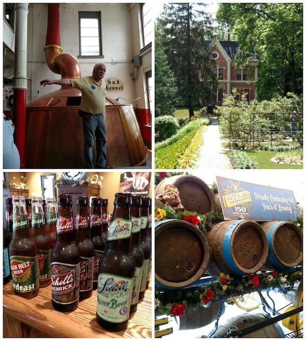 Schell Brewery Tour New Ulm