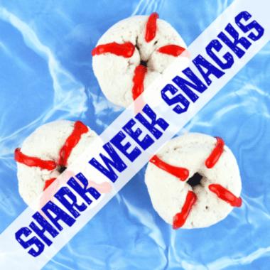 Shark Week Snack Ideas
