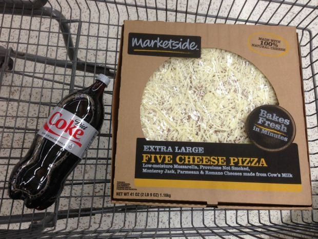Coca-Cola Effortless Meals at Walmart