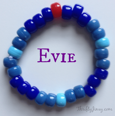 Disney's Descendants Evie Bracelet