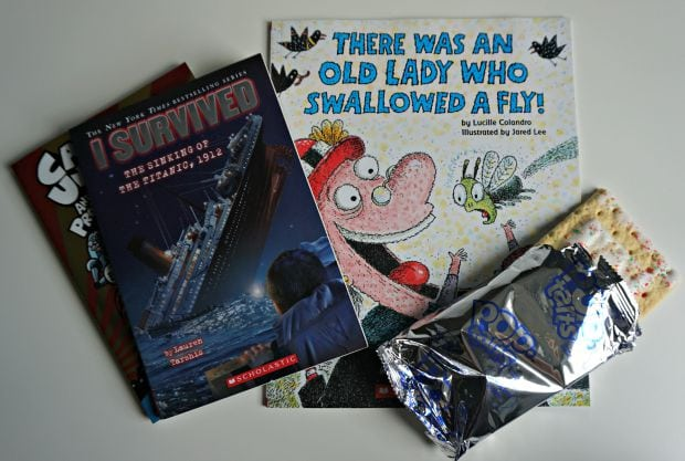 Scholastic Books Kellogg's
