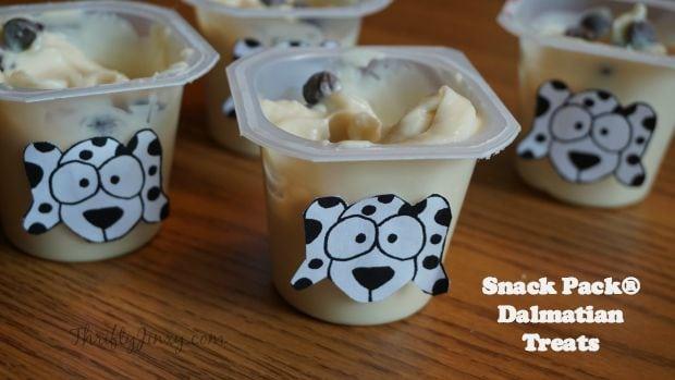 Snack Pack® Dalmatian Treats