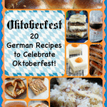20 Oktoberfest Recipes: German Recipes to Celebrate Autumn
