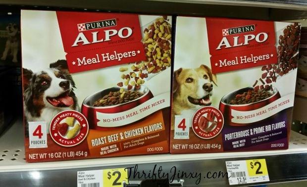 Alpo Meal Helpers Dollar General