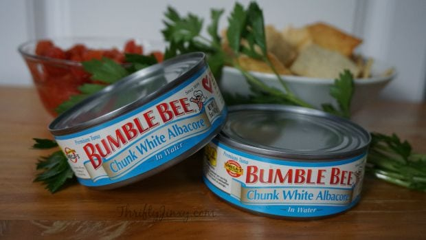 Bumble Bee® Chunk White Albacore in Water