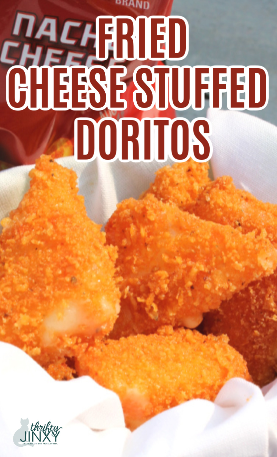 Fried Cheese Stuffed Doritos Recipe (1)