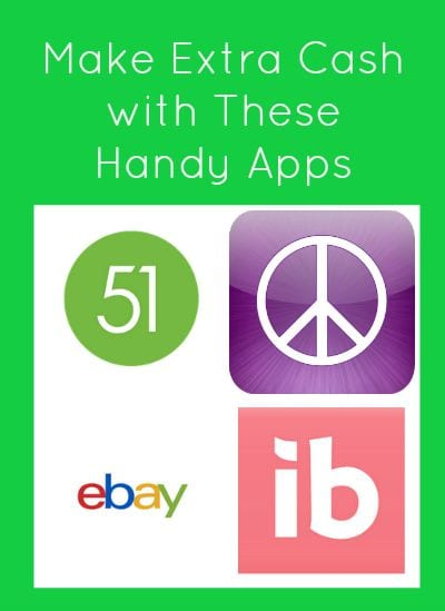 Make Extra Cash with These Handy Apps
