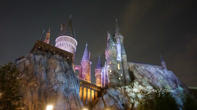Wizarding World of Harry Potter Hogwarts Castle