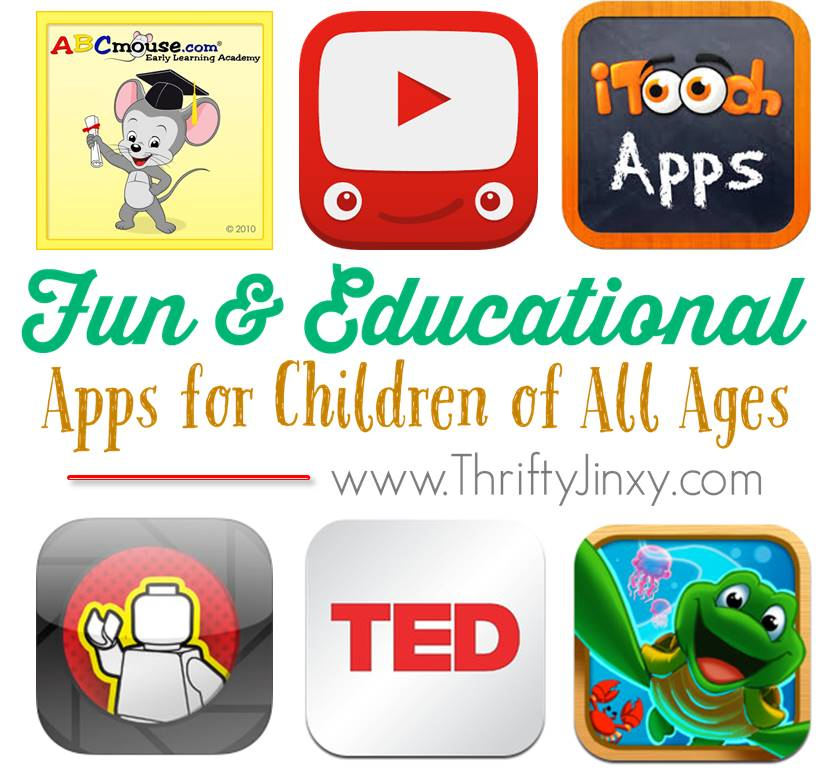 Fun and Educational Apps for Children