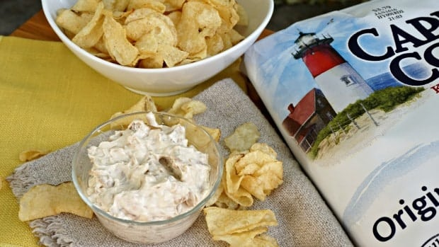 Easy Onion Dip Recipe