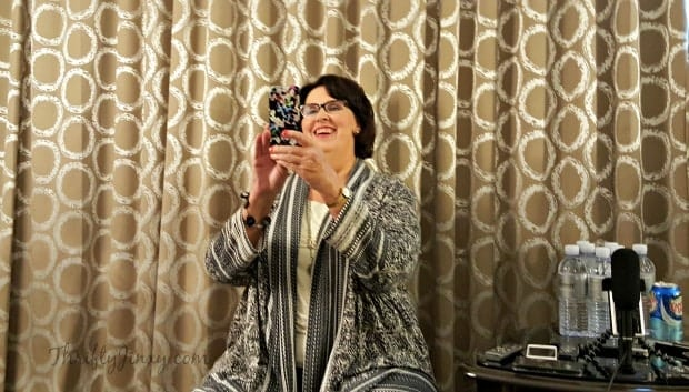 Phyllis Smith Interview Sadness Inside Out San Francisco