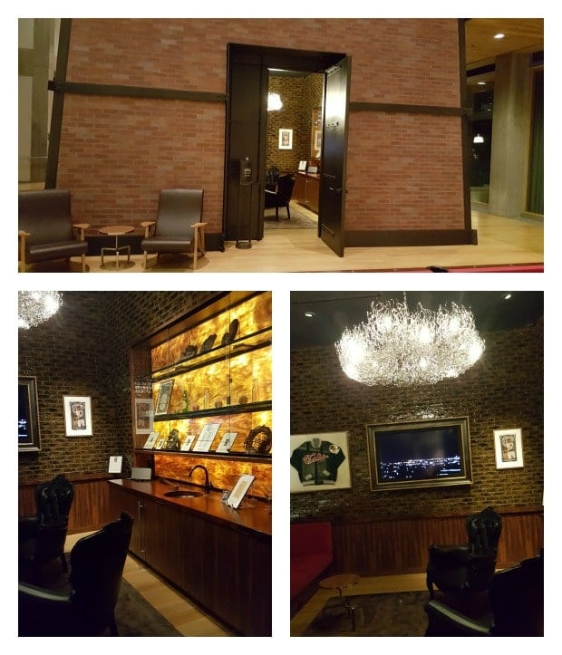 Pixar Animation Studios Brooklyn Building Hearth Lounge