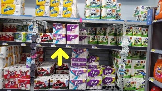 Viva® Vantage® Towels Walmart