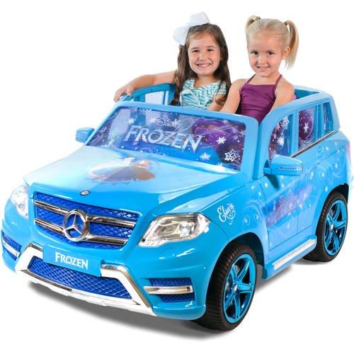 Disney Frozen Mercedes 12-Volt Battery Powered Ride-On