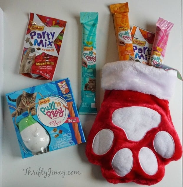 Friskies Holiday Gifts