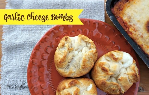 Garlic Cheese Bombs (1)