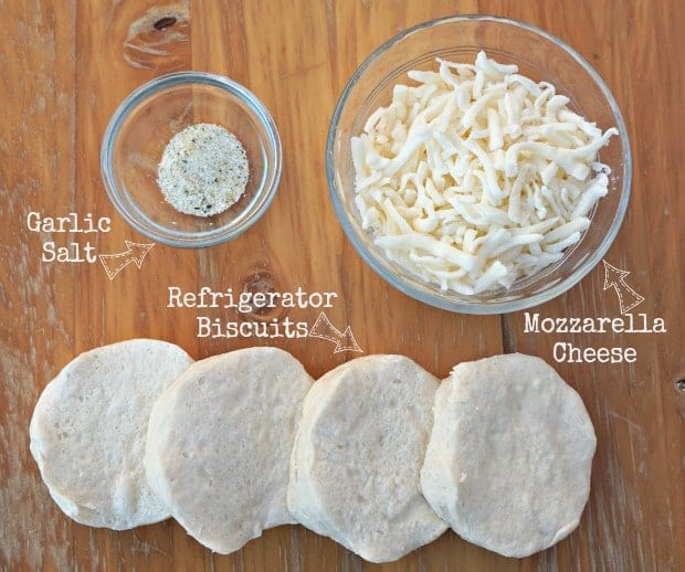 Garlic Cheese Bombs Ingredients