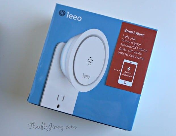 Leeo Smart Alert Box