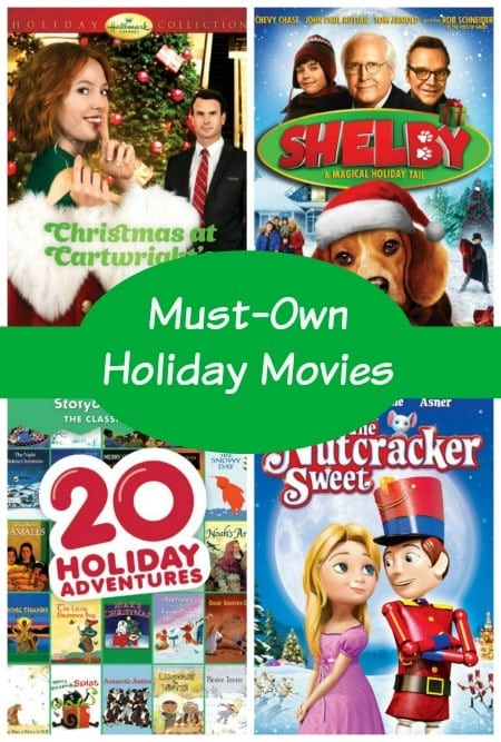 Must-Own Holiday Movies