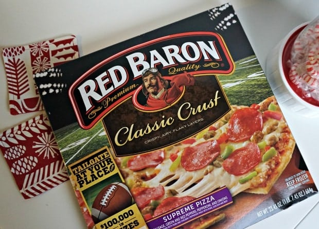 Red Baron Thin & Crispy Pizza