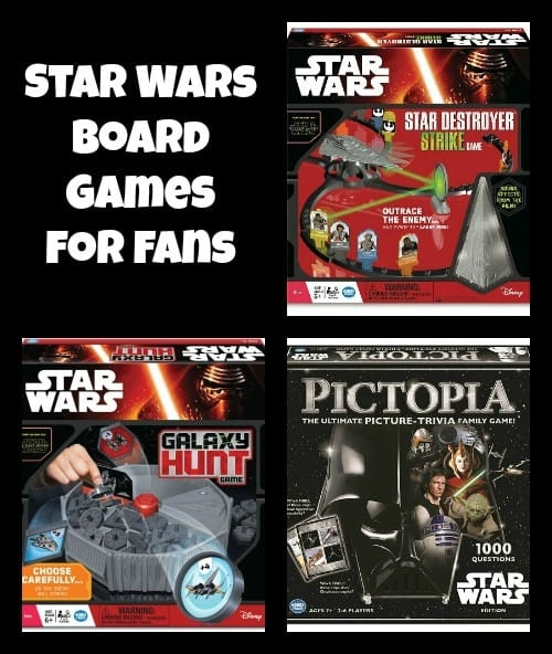 Star Wars Board Games for Fans