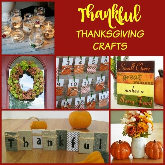 Thankful Thanksgiving Crafts to Create (1)