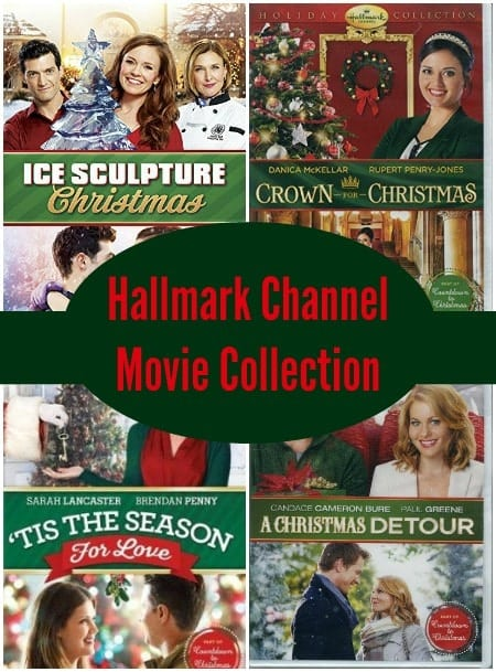 Hallmark Channel Christmas Movie Collection