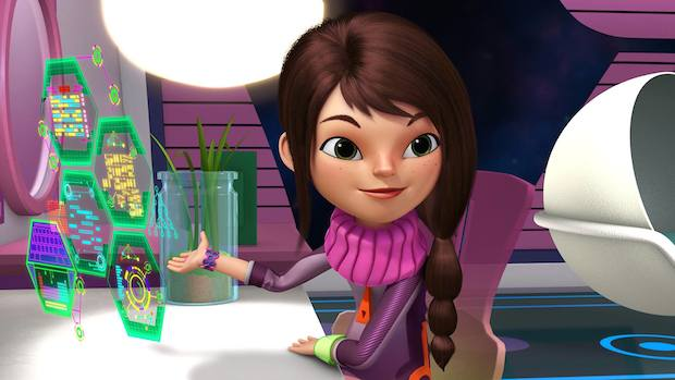 Loretta Coding Miles from Tomorrowland