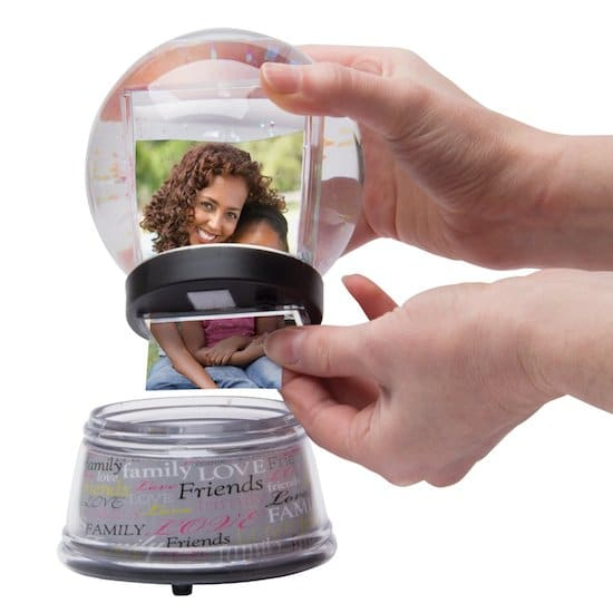 Make Own Snow Globe