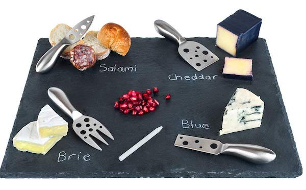 Slate Cheese Board for Appetizers